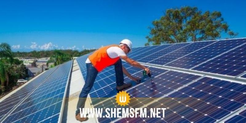 سبيطلة : الاطاحة بعصابة استولت على 24 بطارية خاصة بالطاقة الشمسية