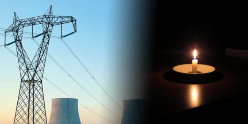 بسبب الرياح القوية: انقطاع التيار الكهربائي على عديد التجمعات السكنية في بوحجلة