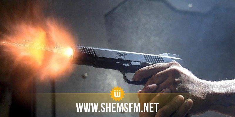سليانة: إصابة مهرب بطلق ناري في الساق بعد محاولته دهس اعوان الحرس الوطني بسيارته