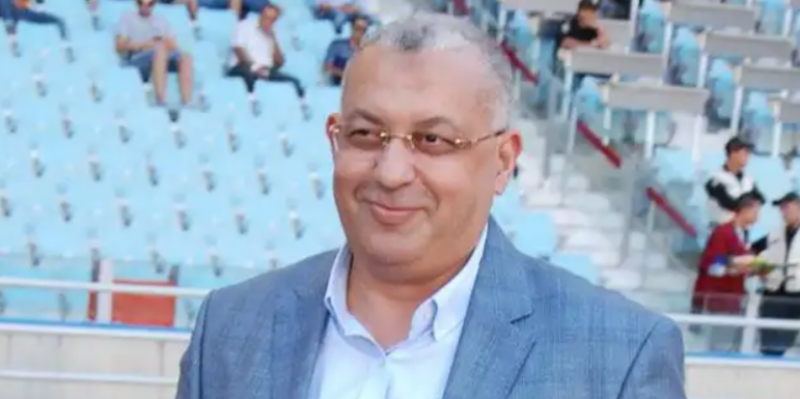 تعيين عادل الدعداع في خطة نائب رئيس لمكتب الرابطة المحترفة لكرة القدم