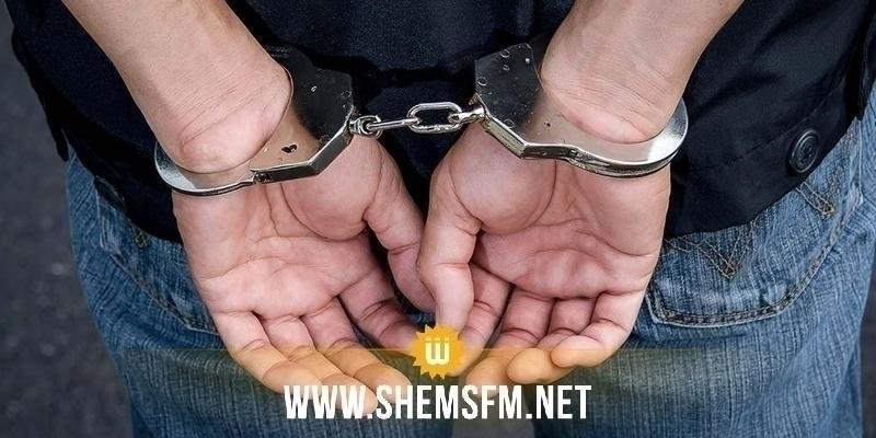 المهدية: القبض على المتهم الفار من المحكمة وإيقاف شخص آخر خبأه
