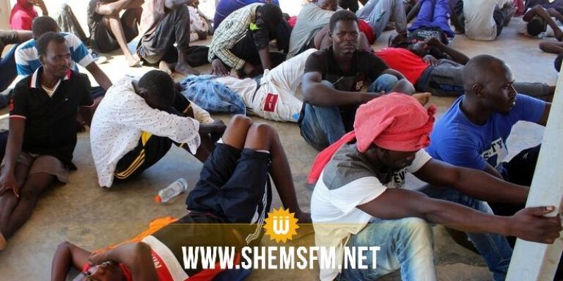 ليبيا: انقاذ قرابة 500 مهاجر غير شرعي