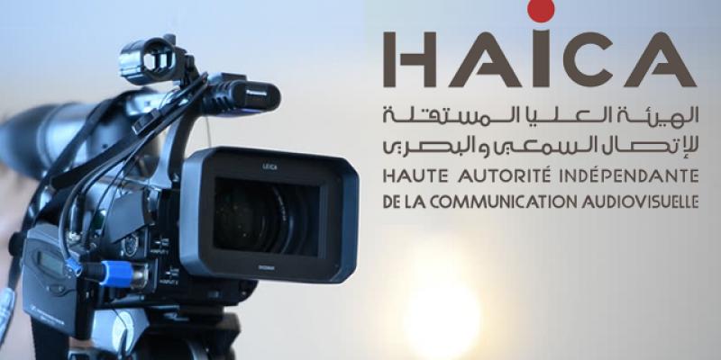 Présidentielle : La HAICA inflige des amendes à trois médias