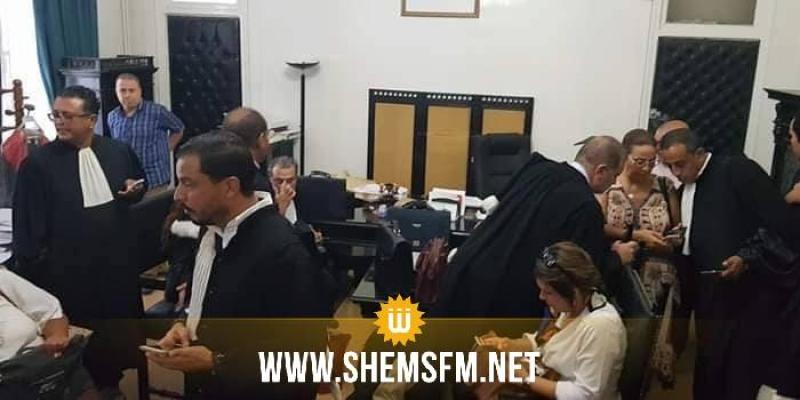 حادثة المحكمة الإبتدائية بتونس: المجلس الأعلى للقضاء على الخط