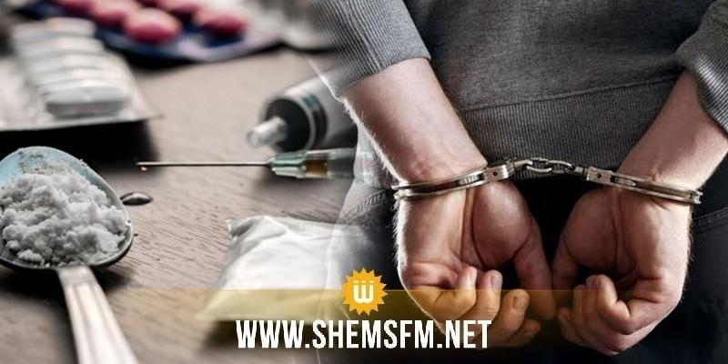 الحمامات:الكشف عن عصابة خطيرة تنشط في مجال ترويج المخدرات