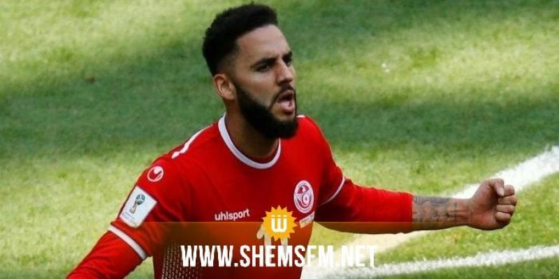 الإصابة تمنع محمد دراغر من مواصلة التربص وديلان برون سيلتحق بالمجموعة