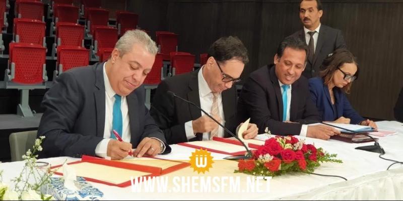 توقيع اتفاقية إطارية بين وزارة الشؤون الثقافية ومؤسسة التلفزة الوطنية