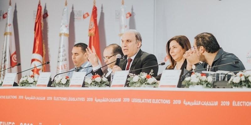 تشريعية 2019: هيئة الإنتخابات تسقط قائمة حزب الرحمة ببن عروس وتلغي مقعد عيش تونسي في فرنسا 2
