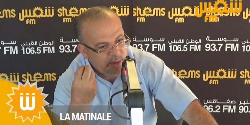 سمير ديلو ضيف الماتينال