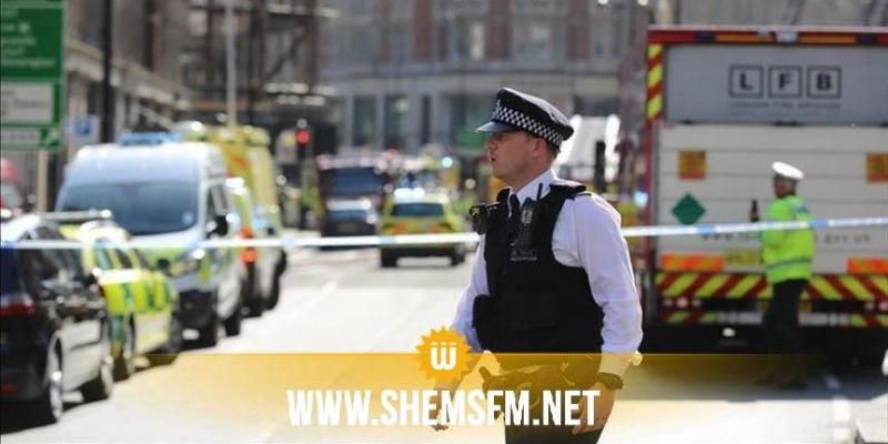 Royaume-Uni : un homme attaque des passants au couteau (vidéo)