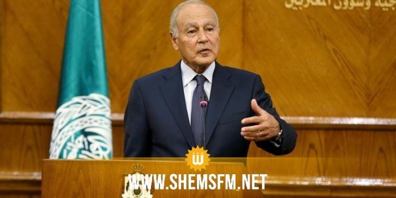 أمين عام الجامعة العربية: الهجوم التركي في سوريا 'غزو لأراضي دولة عربية'