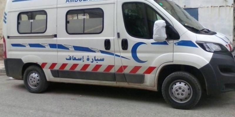 قفصة: تعرض سيارة إسعاف لعملية 'براكاج'