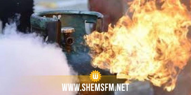 جلمة: وفاة فتاة متأثرة بإصاباتها إثر إنفجار قارورة غاز