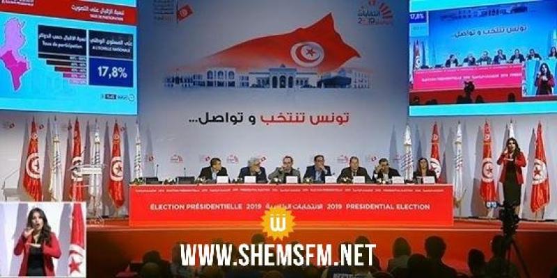 هيئة الإنتخابات تدعو إلى عدم الإنسياق وراء الإشاعات الرامية للتأثير على سير العملية الإنتخابية