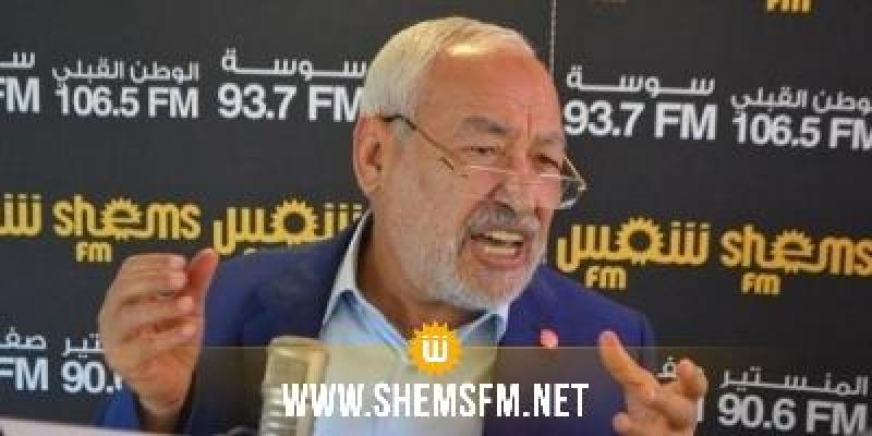 راشد الغنوشي :'هذه السنة هي سنة التخرج الديمقراطي في تونس'