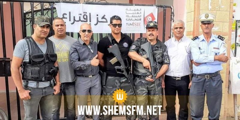 وزير الداخلية يتوجه بالشكر والتقدير لكافة الهياكل الأمنية