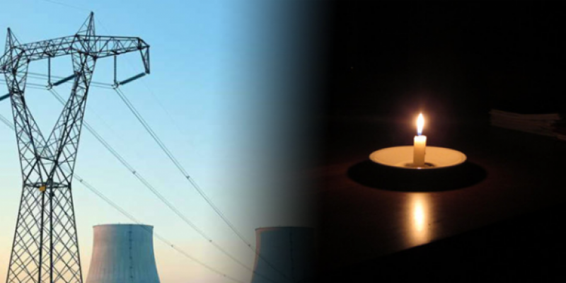 مدنين: اصطدام سيارة بعمود كهربائي يتسبب في انقطاع الكهرباء