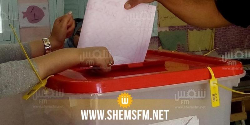 جربة: تغيير فتحات 4 صناديق اقتراع