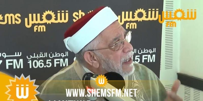عبد الفتاح مورو ضيف الماتينال