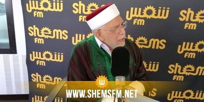 Abdelfattah Mourou : 'les prochaines années seront difficiles pour Kais Saied'