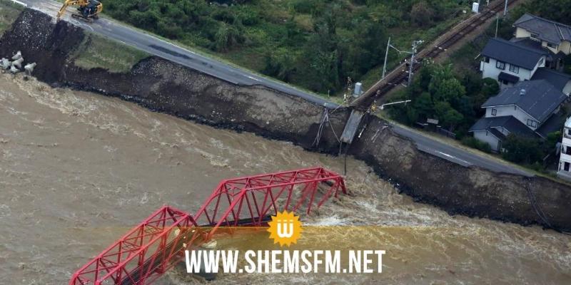 Japon : le typhon Hagibis fait 43 morts