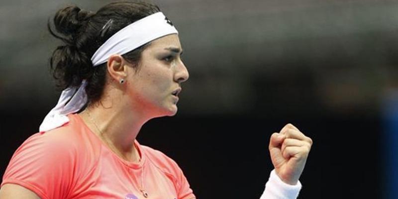 أنس جابر تقفز 8 مراكز في تصنيف لاعبات التنس المحترفات