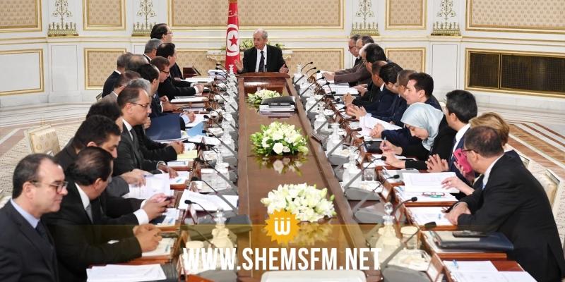 محمد الناصر يدعو إلى الإسراع بتكوين حكومة جديدة