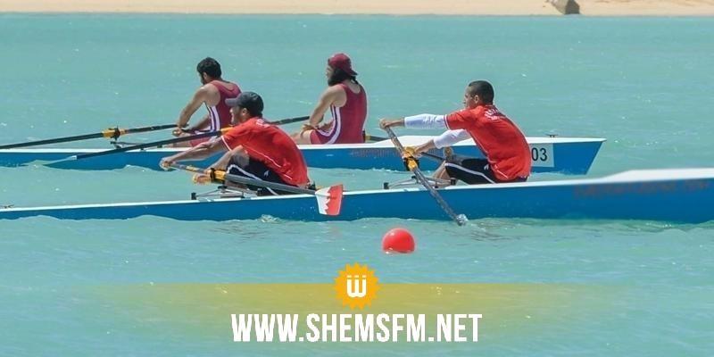 تونس تحتضن البطولة الإفريقية للتجديف