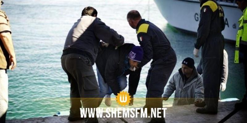 وصول 186 مهاجرا تونسيا إلى لامبيدوزا