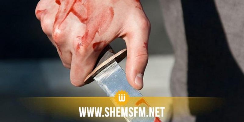 بنزرت: القبض على مرتكب جريمة قتل المواطن الفرنسي وطعن العسكري بجرزونة