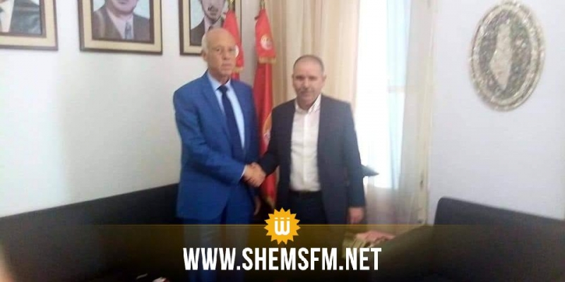 في اتصال هاتفي مع قيس سعيد: الطبوبي يؤكد الوقوف مع كل نفس وطني غيور على مصالح تونس