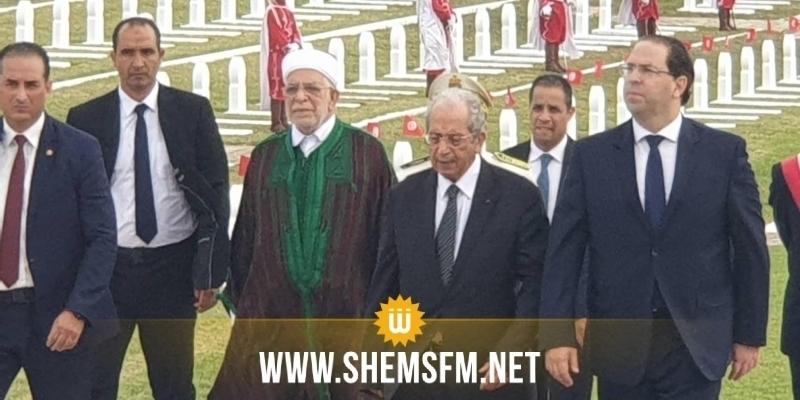 Les trois présidents commémorent le 56ème anniversaire de la bataille de Bizerte