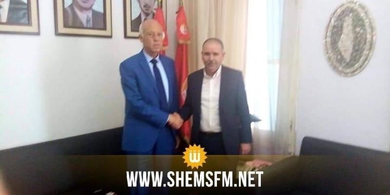 Noureddine Tabboubi félicite le nouveau président de la République