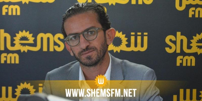 أسامة الخليفي: 'نبيل القروي زعيم المعارضة اليوم'