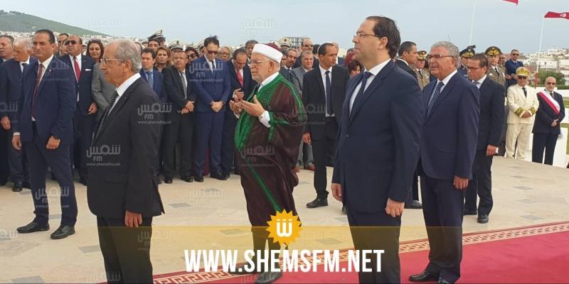 عبد الفتاح مورو:'لا يمكن للشعب أن ينسى شهداءه الذين أقاموا الدولة دون إمكانيات مادية'