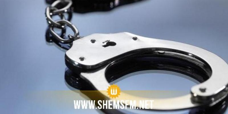 سليانة: القبض على شخص يُشتبه في انتمائه إلى تنظيم إرهابي