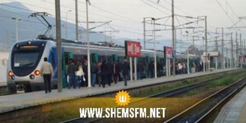 شركة السكك الحديدية: توقف القطارات على مستوى محطة رادس يعود 'إلى تعطيل الأبواب من قبل التلاميذ'