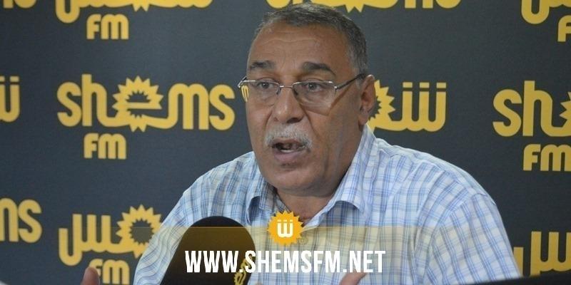 Abdelhamid Jelassi : 'Ennahdha ne se concertera pas avec Qalb Tounes et le parti destourien Libre'