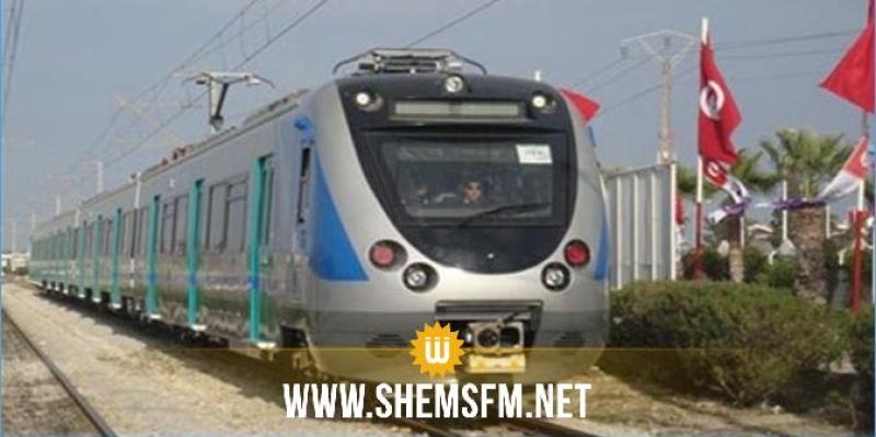 بداية من الغد: برمجة قطار إضافي على خطّ أحواز تونس الجنوبيّة