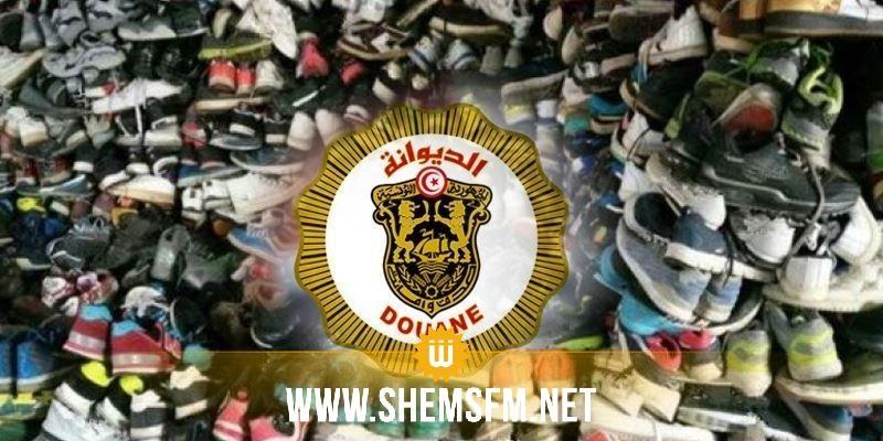 صفاقس: غرفة الأحذية تهدد بمقاضاة الديوانة في صورة دخول حاويات أحذية مستعملة للتراب التونسي