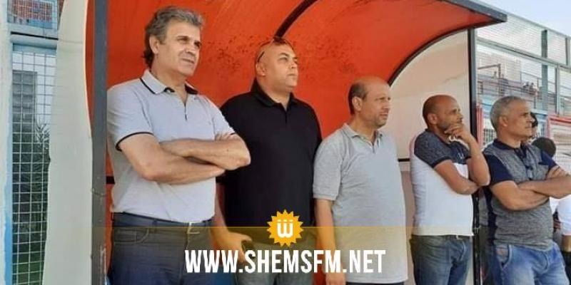 رسميا خالد بن يحي هو المدرب الجديد لاتحاد تطاوين