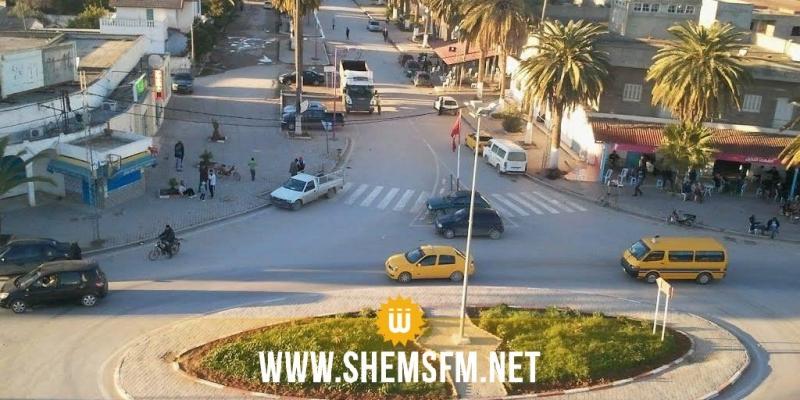 أريانة: أعوان وعملة بلدية سيدي ثابت ينفذون إضرابا حضوريا