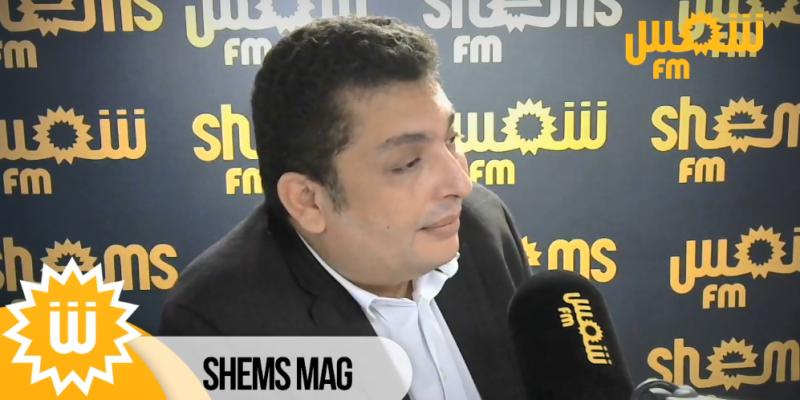 إياد الدهماني: 'قانون المالية الجديد لا يتضمن ضرائب جديدة'