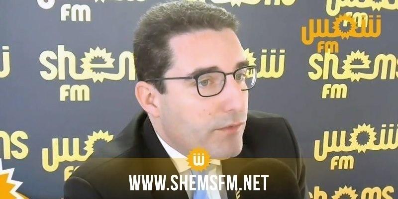 سليم العزابي: 'تحيا تونس ورئيسها غير معنيين بتشكيل الحكومة'