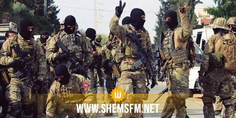القصرين: القضاء على عنصر إرهابي  وجرح آخر