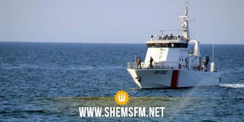 صفاقس: إحباط محاولة لاجتياز الحدود البحرية والقبض على 75 شخصا