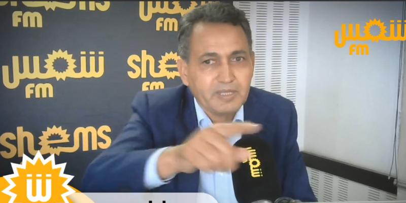 Salem Labyedh : 'Zied Laadheri n'a pas les compétences requises pour être Chef de gouvernement'