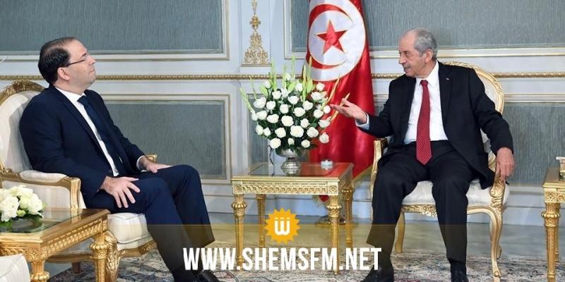 الناصر والشاهد يستعرضان الأوضاع الأمنيّة والإقتصادية بالبلاد
