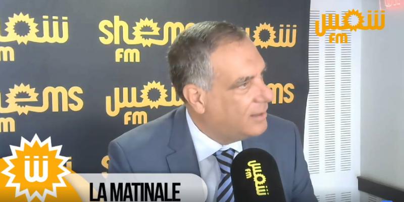 Ghazi Chaouachi : 'on ne fera pas partie d'un gouvernement présidé par Ennahdha'