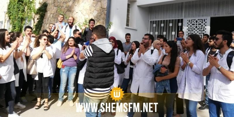 طلبة كلية طب الأسنان بالمنستير يدخلون في إضراب مفتوح